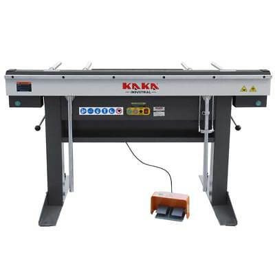 "kaka EB-6116 Manual Magnetic Sheet Metal Box and Pan Brake, 60"" Length ,1-Phase"