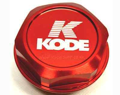 KODE-RED Oil Filler Cap Aluminium for All Toyota/TRD Engine JDM
