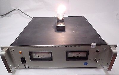 California Instruments Audiophile Dynamic Line Corrector 1060 Tested And Working