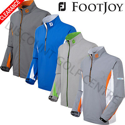 FootJoy Mens Hydrolite Rain Waterproof Golf Jacket - Full & Half Zip Available