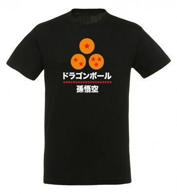 Dragonball - Shodo Ball – T-Shirt | Offizielles Merchandise