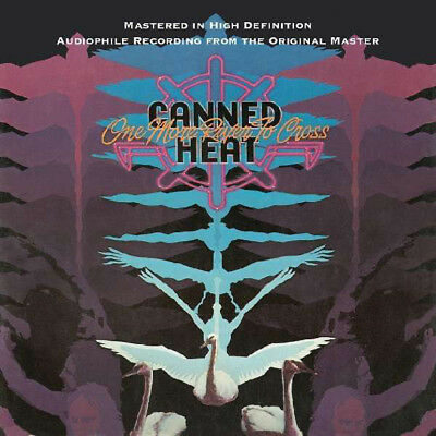 Canned Heat - One More River to Cross + Bonus Tracks (2016)  CD  NEW  SPEEDYPOST