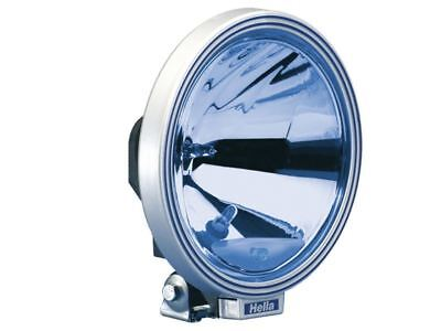 New Hella 3000 Blue Driving Spot/Fog Lamp With Side Light Rally For Truck
