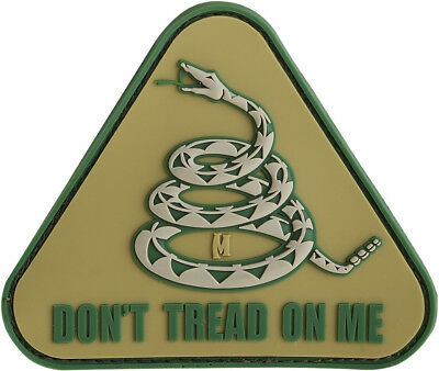 New Maxpedition Arid Don't Tread on Me Patch MXDTOMA