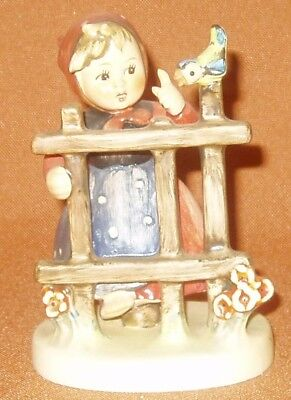 Goebel Hummel Figurine SIGNS OF SPRING TMK-4 no box...