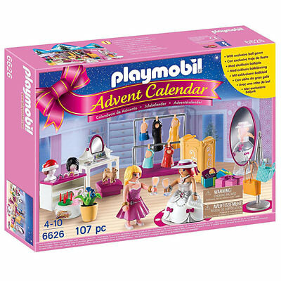 PLAYMOBIL Advent Calendar Dress Up Party 6626