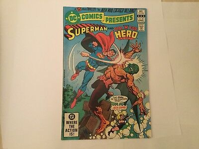DC Comics presents Superman and Dial H for Hero # 43