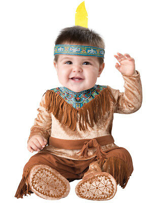Sweet Dream Catcher Indian Native American Baby Infant Toddler Child Costume NEW