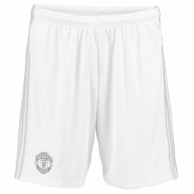 Official Manchester United Third Shorts 2017 18 Mens adidas