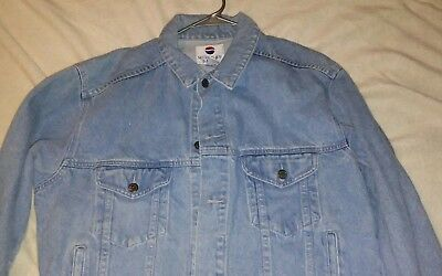 pepsi brand vintage denim jacket