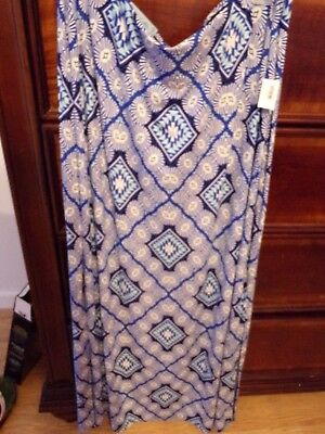 Ladies New Old Navy Maxi skirt size XL