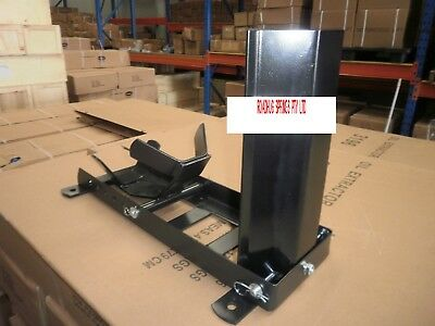 Motorcycle Wheel Chock Support (Motorcycle Parking Stand) (Dtm) No = B4503