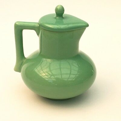 Franciscan Ware El Patio Carafe Pitcher & Lid California Pottery Gladding McBean