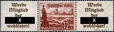 German Empire W128 unmounted mint / never hinged 1937 Vessels