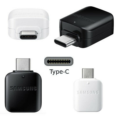 Genuine Samsung USB OTG Type A TO Type C USB Connector Aadpter S8 S8+ A7 A5