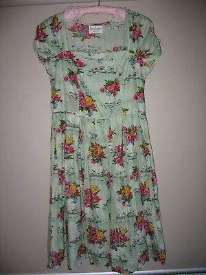 Lazybones Vintage Inspired Dress Size XL