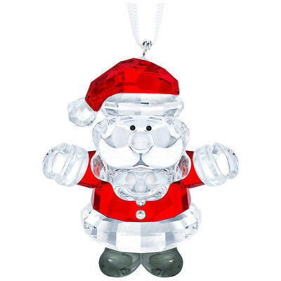 Swarovski 5286070 SANTA CLAUS ORNAMENT NIB AUTHENTIC