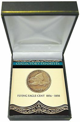 American Coin Treasures Collector's Favorites Flying Eagle Cent 1856-1858 Coin