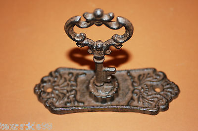 (6) Pcs, Cast Iron Drawer Pull, Large Pull, Victorian, Antique Look,pulls Hw-04