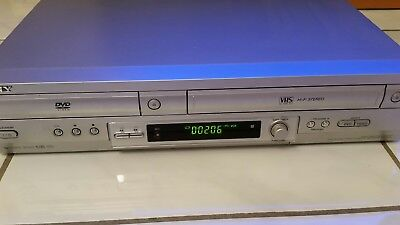 Sony DVD/VCR Combo