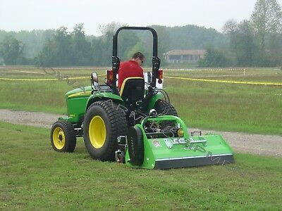 "Flail Mower, Mulcher: Peruzzo Puma 1800 72"": Front or Rear 3-Point Center Mount!"
