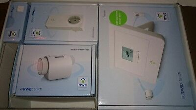 rwe smarthome innogy heizk rperthermostat heizk rper thermostat wie neu eur 27 90 picclick de. Black Bedroom Furniture Sets. Home Design Ideas