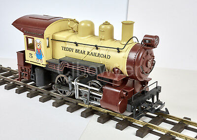 Aristocraft G Scale Brown 0-4-0 Steam Locomotive Lgb G Gauge Garden Railway