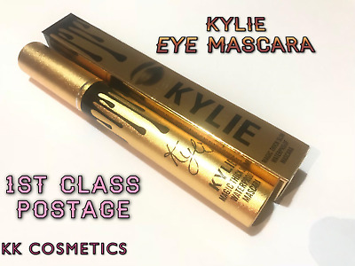 Kylie Jenner Birthday Edition Kymascara Eye Mascara Black Waterproof UK SELLER