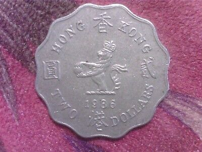 Hong  Kong   Two Doars  1986