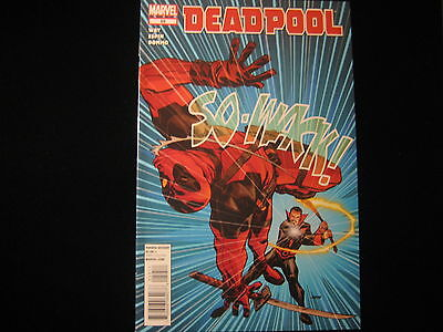 DEADPOOL #59 (2008 Series) HIGH GRADE