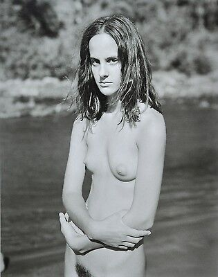 Jock Sturges Original XXL Photo Kunstdruck Art Print 73x67cm Nude Girl Woman Sea