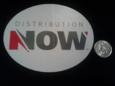 Dnow Distribution Now Nov National Oilwell Varco Decal Gas Well Drilling Hardhat