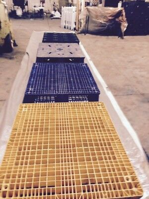 New Shipping Plastic pallet Pallet Pallets, forklift, rack, 200 available