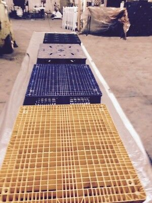Plastic pallet  Pallet Pallets, forklift, rack, material storage 400 available