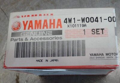 Brand New Yamaha Rear Master Cylinder Repair Kit 4W1-W0041-00-00