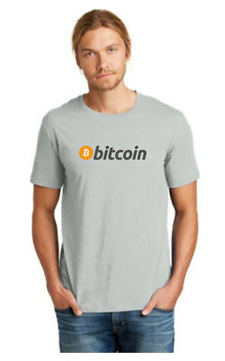 Bitcoin logo Tee -Benefiting the Electronic Frontier  Foundation various colors