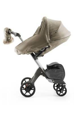 Stokke Stroller Winter Kit - Bronze Brown  Article number: 380404