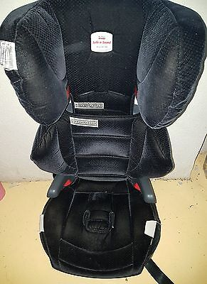 Safe and sound booster seat