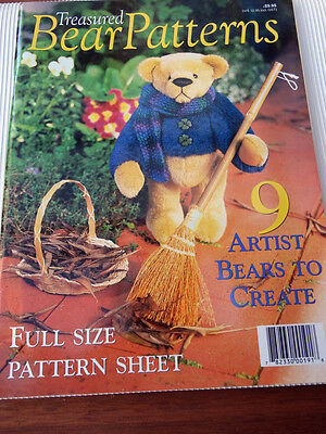 Treasured Bear Patterns
