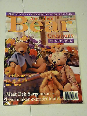 Bear Creations Magazine Vol 5 No 3