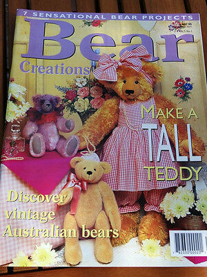 Bear Creations Magazine Vol 5 No 1