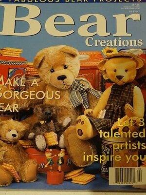 Bear Creations Magazine Vol 4 No 2