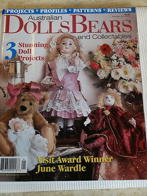 Dolls Bears and Collectables Magazine, Vol 7 No 1