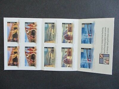 Australian Decimal Stamps - Booklets - Great Mix of Issues (6622)