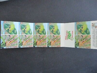 Australian Decimal Stamps - Booklets - Great Mix of Issues (6642)