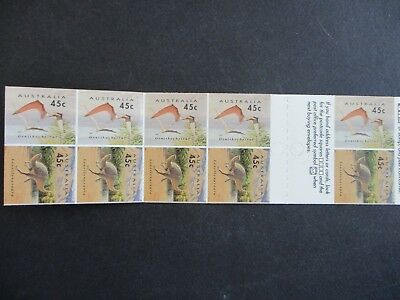 Australian Decimal Stamps - Booklets - Great Mix of Issues (6668)