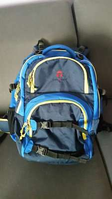 *TOP* TAKE IT EASY Schulrucksack Gelb / Blau *NEUw*