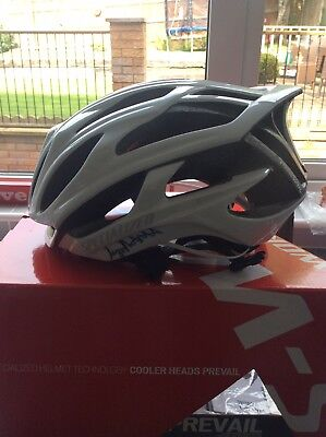 Specialised S Works Prevail Helmet Signed By Lizzie Armitstead / Deignan