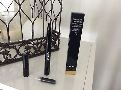 Chanel Signature De Chanel Stylo Eye Liner Intensité Longue Tenue Neuf