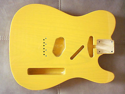 göldo Tele Body Swamp Ash butterscotch